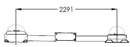BendPak 5174020 Turf Kit specs
