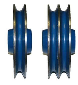 BendPak dual hub sheaves