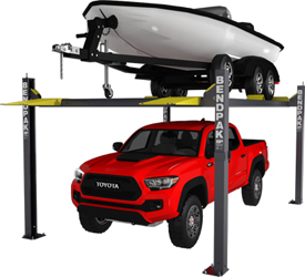 "BendPak HD-7500BLX Vehicle & Boat Storage Lift w/82"" Rise"