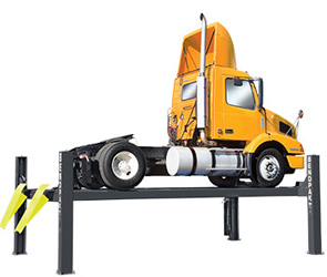 BendPak HDS-27 Heavy Duty Four Post Car Lift 27,000 lb. Capacity