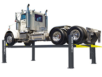 BendPak HDS-40 Heavy Duty Four Post Car Lift 40,000 lb. Capacity