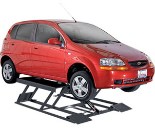 BendPak LR-60 Low-Rise Specialty Car Lift 6,000 lb. Capacity