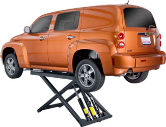 BendPak MD-6XP Mid-Rise Portable Specialty Car Lift 6,000 lb. Capacity