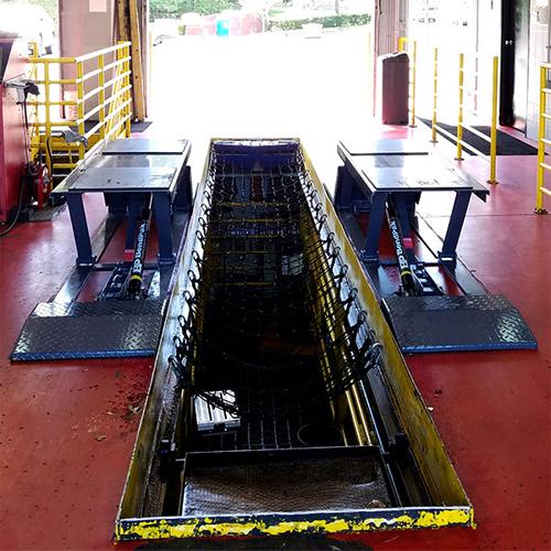 BendPak P9000-pit lift