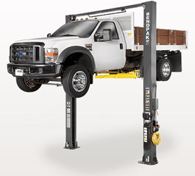 BendPak XPR-10XLS Symmetric Adj-Width Ex-Tall 2 Post Lift 10,000 lb.