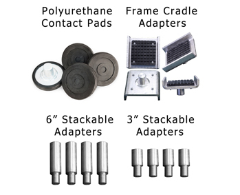 BendPak XPR-12CL-LTA Adapter Set