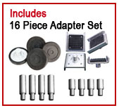 Bendpak 16 piece Adapter Set