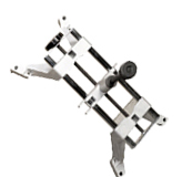 CEMB DWA1000XL 4 wheel clamps