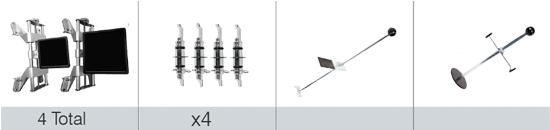 CEMB DWA3500 Standard Accessories