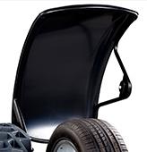 CEMB ER80 Wheel Guard