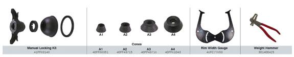 CEMB EZ10 Standard Accessories