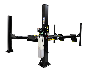 Challenger AR4115EAO Open Front ALI 4 Post Alignment Rack 15,000 lbs