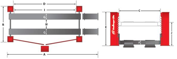 Challenger 44050 specs diagram