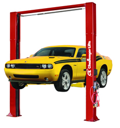 Challenger CL10V3 Series ALI Cert. Versymmetric Plus Two Post Car Lift 10,000