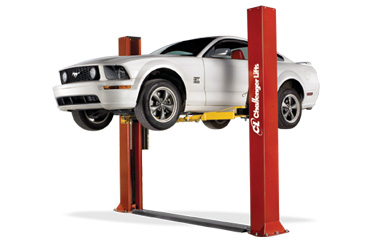 Challenger CLFP9 Low Ceiling Two Post Car Lift 9,000