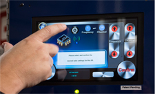 CLHM Series Touch Screen
