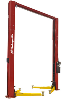Challenger Lifts E15 Heavy-Duty Symmetric 2 Post Lift 15,000 Capacity