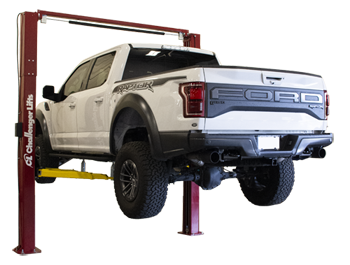 Challenger VLE10 Versymmetric® ALI 2 Post Car Lift 10,000 lbs