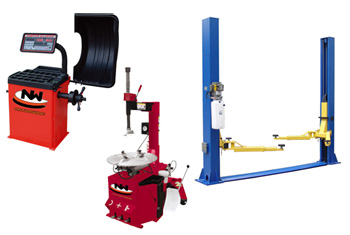 Combo Lift Packages | Best Buy Auto Equipment