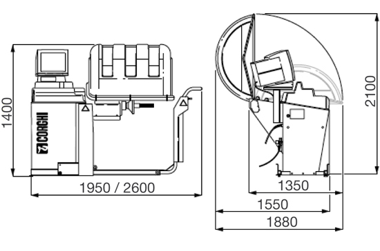 ET88 specs diagram