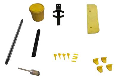 Corghi Service Pro324 standard equipment