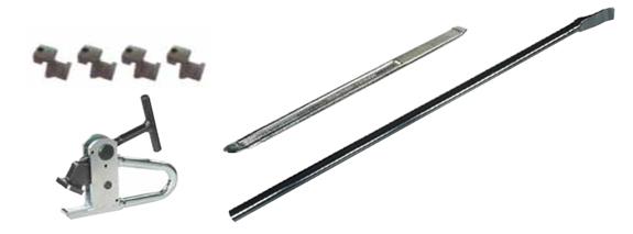 Corghi Service Pro426 standard equipment