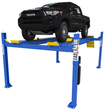 Dannmar D4-12 A 4 Post Alignment  Lift 12,000 lbs