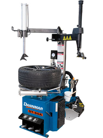 Dannmar DT-50A Swing Arm Tire Changer w/Assist Tower