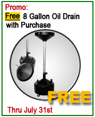 Dannmar Lift Free DO-8 Oil Drain-