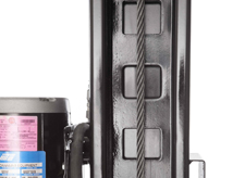 Safety-Locks-Heavy-Duty Major Series D12 4-Post Car Lift