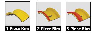 ESCO 10101 Rim Applications