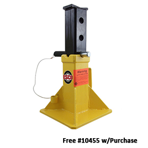 ESCO Free 10455 22 Ton Jack (1) Stand