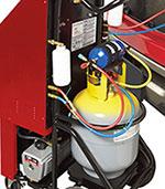 Flo-Dynamics FLO1000 R134a A/C service machine