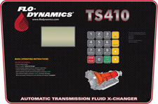 Flo-DynamicsTS410 Control Panel