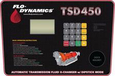 Flo-Dynamics TSD450 LCD Control Panel