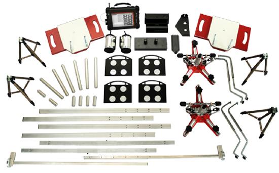 Hofmann Geoliner AXIS4000 Standard Kit