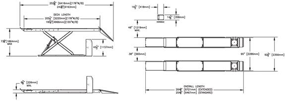 Hofmann BLA10195H 10k scissor alignment surface-mount diagram
