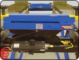 Hofmann BLA10195LL 10k scissor alignment lift roller-jacks