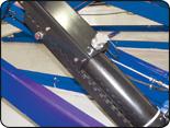 Hofmann BLA10195LL 10k scissor alignment lift uhmw safety locks