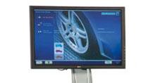 Hofmann geodyna 7850p Touchscreen