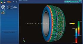 Hofmann geodyna 9000p 3d imaging diagnostics