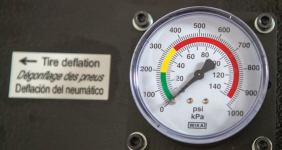 Monty 1675 SmartSpeed pressure limiter