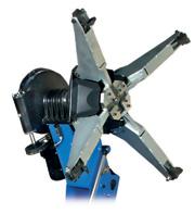 Hofmann monty 5800b clamping chuck
