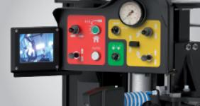 Hofmann Monty 8800P control panel & lower bead Camera