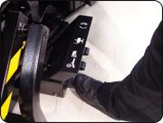 Hofmann monty FA 1000 foot pedal