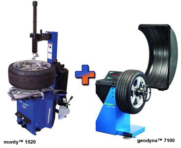 Hofmann M1520110 monty™ 1520 HOF-M1520110 & geodyna™ 7100 HOF-EEWB761A