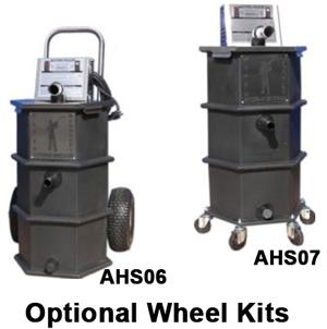 optional wheel kits AHS06 ASH07