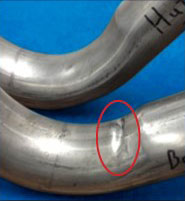 Huth 3in Tube Bend vs Asian-made