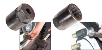 30165 Dual Wheel Lug Stud Remover