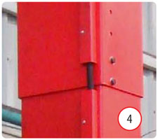 Outer Hose Guards